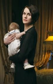 mary crawley mourning